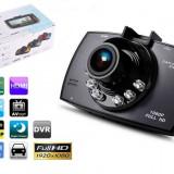 DVR Auto Novatek Camera Video 12 MP Full HD WDR si Nightvis 30fps 170˚ 32GB - Camera video auto Novatek, Wide, Single, miniUSB