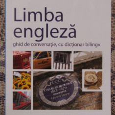 LIMBA ENGLEZA, GHID DE CONVERSATIE CU DICTIONAR BILINGV (BERLITZ) - Curs Limba Engleza