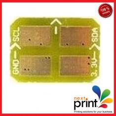 CHIP pentru CARTUS TONER YELLOW compatibil SAMSUNG CLP300, CLX2160, CLX3160 - Chip imprimanta