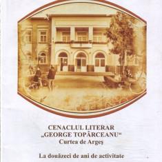 LICHIDARE-Cenaclul literar George Toparceanu - Autor : Tudose Dracu Moldovanu - 150347