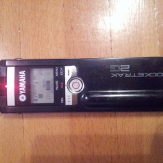 Reportofon digital recorder yamaha pocketrak 2g