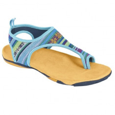 Sandale de dama Trespass Beachie Marine Pattern (FAFOBEK10001) - Sandale dama Trespass, Culoare: Albastru, Marime: 36, 40, 41