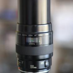 Obiectiv DSLR Canon EF 100mm f/2.8 Macro, Altul, Autofocus, Canon - EF/EF-S
