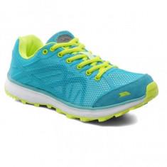 Pantofi de sport pentru dame Trespass Relayed Marine (FAFOTNK30002) - Adidasi dama Trespass, Culoare: Albastru, Marime: 38