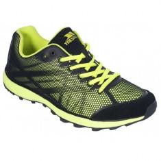 Pantofi sport barbatesti Trespass Diversion Black (MAFOTNK30002-B) - Adidasi barbati Trespass, Marime: 40, 41, 43, 44, 45, 46, Culoare: Negru