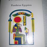PANTHEON EGYPTIEN J.-F. CHAMPOLLION - Carte in franceza