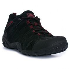 Pantofi barbatesti Trespass Higgs Black (MAFOTNI20001-B) - Ghete barbati Trespass, Marime: 40, Culoare: Negru