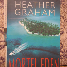 MORTEL EDEN - HEATHER GRAHAM (ED.HARLEQUIN,THRILLER, IN FRANCEZA)