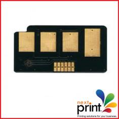 CHIP pentru CARTUS TONER BLACK compatibil SAMSUNG CLP610, CLP660, CLX6200, CLX6210, CLX6240 - Chip imprimanta