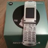 Motorola T720i - 69 lei - Telefon Motorola, Argintiu, Nu se aplica, Neblocat, Fara procesor