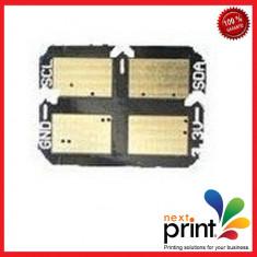 CHIP pentru CARTUS TONER BLACK compatibil SAMSUNG CLP 350 - Chip imprimanta