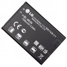 ACUMULATOR\BATERIE ORIGINAL NOU LG BL-44JN model A290, Optimus Black P970, LG Optimus L3, Li-ion, 1500mAh/6, 3Wh