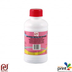 Cerneala refill rosie universala Lexmark, 100 ml. - Cerneala imprimanta