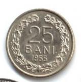 25 BANI 1955 STARE  AUNC UNC