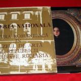 Album GALERIA NATIONALA Pictura romaneasca MUZEUL de ARTA R.S.R., Cebuc, 1983 - Carte veche