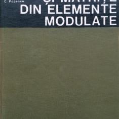 STANTE SI MATRITE DIN ELEMENTE MODULATE - C. Dumitras, I. Gavrilas, Gh. Badescu - Carti Metalurgie