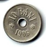10 BANI 1906 STARE BUNA SPRE FOARTE BUNA