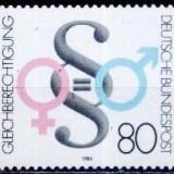 Germania RF  1984 - cat.nr.1064 neuzat,perfecta stare