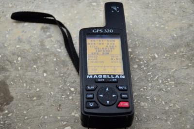 Gps Magellan GPS320 foto