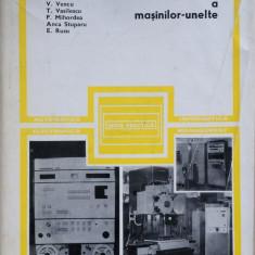 COMANDA NUMERICA A MASINILOR-UNELTE - Gh. Bastiurea, E. Dodon, V. Vencu - Carti Automatica