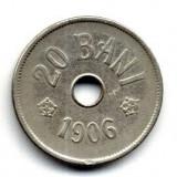 ROMANIA 20 BANI 1906 STARE FOARTE BUNA - Moneda Romania