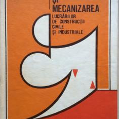TEHNOLOGIA, MECANIZAREA LUCRARILOR DE CONSTRUCTII CIVILE SI INDUSTRIALE Bardescu