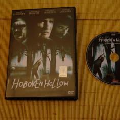 Taramuri nelegiuite ( Hoboken Hollow ) - Jason Connery - C. Thomas Howell - Michael Madsen - Dennis Hopper - film DVD - Film thriller, Romana