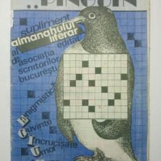 PINGUIN - SUPLIMENT ALMANAHUL LITERAR - 1979 ( 1444 )