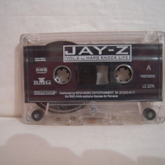 Vand caseta audio Jay Z-vol 2-Hard Knock Life, originala, raritate!-fara coperta - Muzica Hip Hop ariola, Casete audio