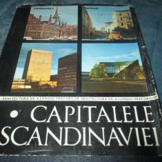 PETER DERER - CAPITALELE SCANDINAVIEI VOL I - Carte Teste Nationale