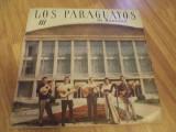 Los Paraguayos 3  LP vinil vinyl, electrecord