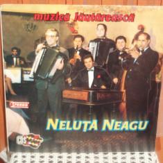 - Y- NELUTA NEAGU - MUZICA LAUTAREASCA - DISC VINIL LP