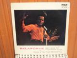 - Y- BELAFONTE RETURNS TO CARNEGIE HALL - DISC VINIL LP