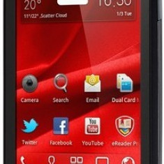 Prestigio MultiPhone 3500 DUALSIM 1000Mhz Android 4 - Telefon mobil Prestigio, Negru, 16GB, Orange, Quad core, 3 GB