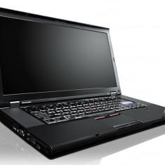 Laptop Lenovo ThinkPad T520, Intel Core i5 2520M 2.5 GHz, 4 GB DDR3, 320 GB HDD SATA, DVDRW, WI-FI, Card Reader, Web Cam, Display 15.6