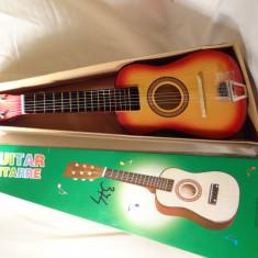 Chitara Clasica pentru copii intre 3-6 ani