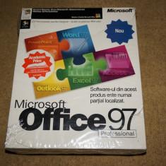 Pachet Office 97 - pentru colecționari - Software utilitar