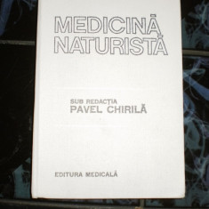 Medicina naturista - Pavel Chirila
