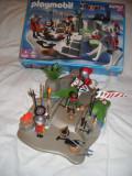 Playmobil 3125 - Cavaleri - Plansa fierarului