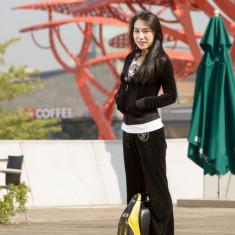 Scooter monociclu cu autoechilibru scuter - Hoverboard