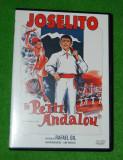 DVD film artistic de colectie,  franceza, Joselito Le Petit Andalou,1965,  un film de Rafael Gil, DVD in conditie foarte buna, francofoni, francofonie