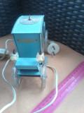 Bnk div - Veioza vintage - caleasca - functionabila - Tabla cu plastic, Veioze