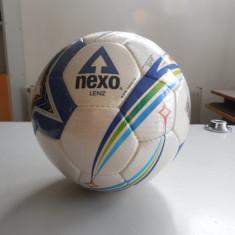 MINGE MINGI FOTBAL NEXO LENZ PENTRU IARBA SI GAZON ARTIFICIAL MODEL NOU - Minge fotbal Nexo, Champions League, Marime: 5