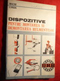 Catalog- Dispozitive pt Montare- demontare  RULMENTI- MICM 1979