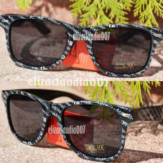 Ochelari de soare wayfarer ziar+saculet - Ochelari stil wayfarer, Unisex