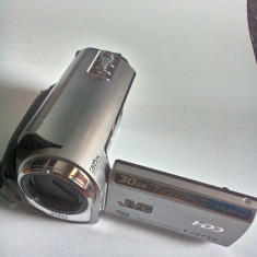 Camera video JVC Everio GZ-MG330HE 30 GB, Hard Disk, CCD, 30-40x