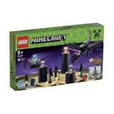 LEGO® Minecraft™ Dragonul Ender - L21117