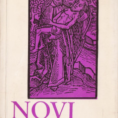 BIBLIA sau SFANTA SCRIPTURA - NOUL TESTAMENT / NOVI ZAVJET {ZAGREB, 1973, 614 p. - lb.  croata }