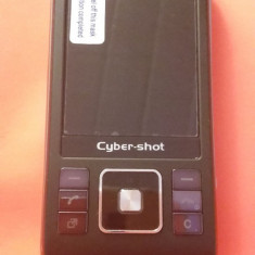 Telefon Mobil Sony Ericsson C905 Black, Negru, Neblocat, 2.4''