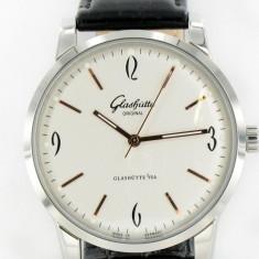 Glashütte Senator Sixties Automatic - calitate maxima ! - Ceas barbatesc Cartier, Casual, Mecanic-Automatic, Inox, Piele, Analog